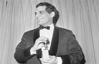 عمر الشريف يحيا في ذاكرة عشاق سينما جولدن جلوب في دورته الـ٧٥