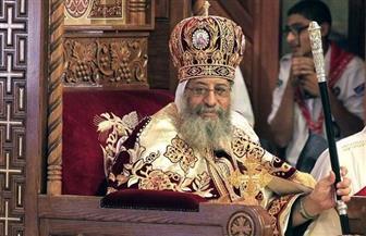 """البابا تواضروس يلقي العظة عن """"يونان"""""""