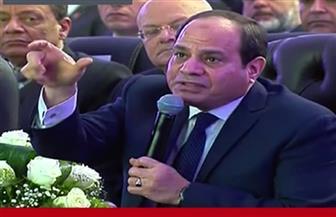 الرئيس السيسي يكلف الوزيري بالتدخل لنزع ملكية 700 متر للانتهاء من كوبري طما بسوهاج