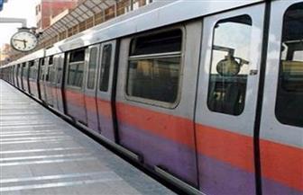المترو: استئناف حركة القطارات بالخط الثاني بعد شد راكب بلف الطوارئ