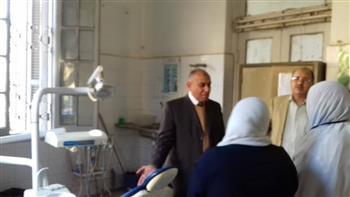 """إحالة 19 طبيبا بالوحدة الصحية بـ """"ميت بدر حلاوة""""  للنيابة الإدارية"""