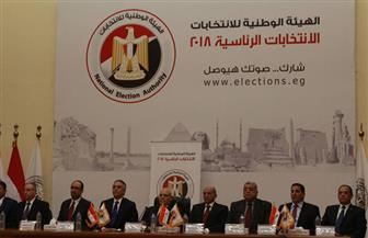 """رئيس """"الوطنية للانتخابات"""": الهيئة تقف على مسافة واحدة من جميع المرشحين لانتخابات الرئاسة"""