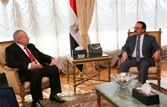 الخشت يبحث مع وزير الاتصالات توقيع بروتوكول تعاون لتطوير نظم الخدمات الجامعية   صور