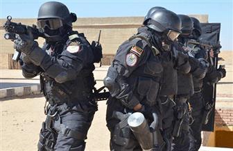 الداخلية: مقتل 8 عناصر إرهابية في تبادل إطلاق النار مع قوات الأمن بالعريش