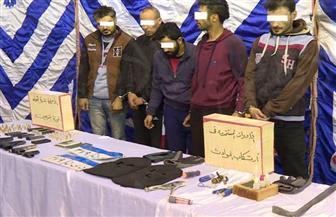 الاستماع لأقوال ضحايا واقعة التشكيل العصابي لسرقة شقق القاهرة