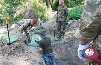 اكتشاف 100 مقبرة لجنود ألمان من الحرب العالمية الثانية بإستونيا