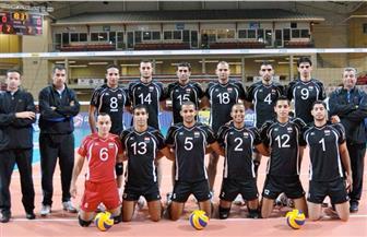 منتخب مصر للطائرة يتوج بالبطولة العربية