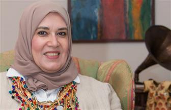 """أميمة السيسي تعكس نبض المرأة في """"حكايات الغندورة"""" بمتحف محمود مختار  الخميس  صور"""
