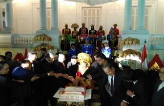 سفير جاكرتا بالقاهرة: نشكر الرئيس السيسي.. ونسعى إلى زيادة التبادل التجاري بين البلدين| صور
