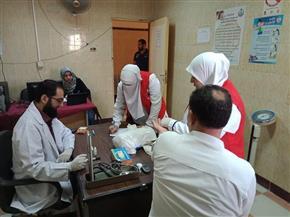 """جنوب سيناء.. مواطنون يعربون عن سعادتهم بمبادرة """"100 مليون صحة"""""""