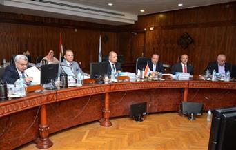 ترقية 12 عضو هيئة تدريس وتعيين 15 مدرسا بجامعة طنطا