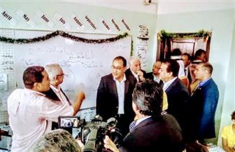 رئيس الوزراء يشيد بمنظومة التعليم الجديدة أثناء زيارته لمدرسة بشرم الشيخ | صور