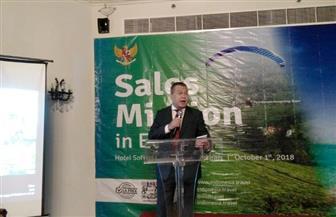سفير إندونيسيا: نمد يد الشراكة والتعاون إلى مصر.. ومستعدون لنقل التجربة الإندونيسية في السياحة