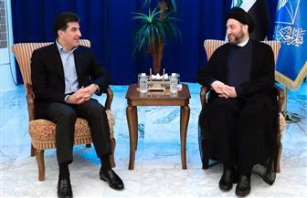"""عمار الحكيم: الرئيس القادم لابد أن يمثل جميع المكونات العراقية ويتعامل تحت عنوان """"العراق أولا"""""""