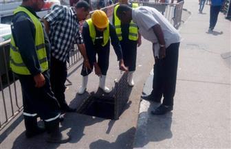 صرف القاهرة يؤكد سلامة أعمال التطهير واتخاذ الإجراءات استعدادا للأمطار