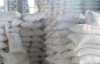 ضبط 20 طن أرز مخزنة بقصد الاحتكار في الفيوم| صور