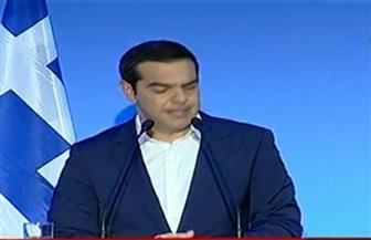 رئيس وزراء اليونان يقوم بزيارة تاريخية إلى مقدونيا الشمالية