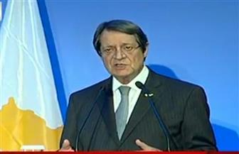 الرئيس القبرصى: القمة الثلاثية بين مصر وقبرص واليونان امتداد للروابط القوية بين الدول الثلاث