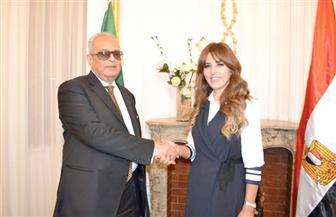 الهضيبي: انضمام يسرا فؤاد أباظة إلى لجنة التعليم بحزب الوفد