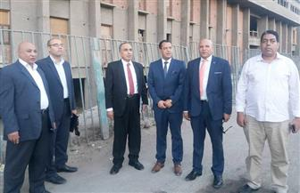 نقيب الصحفيين يتفقد مستشفى الإصابات بجامعة أسيوط ويدعو المواطنين للتبرع| صور