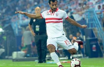 الزمالك يجهز بهاء مجدي لتعويض غياب جمعة أمام مصر المقاصة