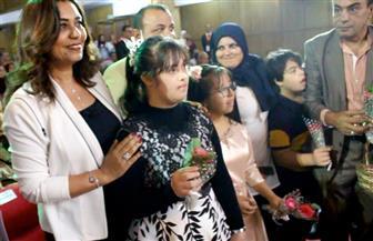 محافظة دمياط تشهد احتفال ذوي الاحتياجات الخاصة بانتصار أكتوبر | صور