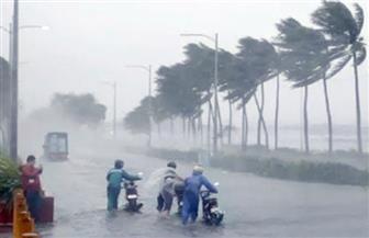 الإعصار ترامي يجتاح اليابان وينذر بفيضانات وانزلاقات للتربة