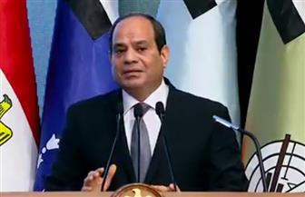 الرئيس السيسي: يجب الحفاظ على الوطن بالفهم والصبر.. ومصر ستحتل مكانة أخرى في 30 يونيو 2020
