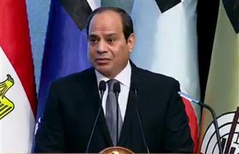 """الرئيس السيسي: """"عايزين هشام عشماوي عشان نحاسبه"""""""