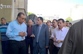 رئيس السكة الحديد يتفقد محطة القاهرة ويشدد على ضرورة تحسين الخدمة| صور