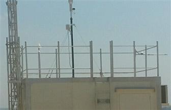 """جامعة القاهرة مع """"البيئة"""" تقيم أول محطة لرصد ملوثات الهواء بكفر الشيخ"""
