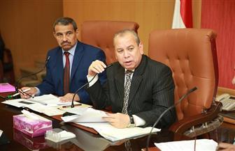 محافظ كفرالشيخ يترأس اجتماعا لمناقشة موقف المشروعات المتعثرة | صور