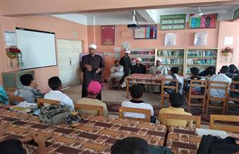 «البحوث الإسلامية» يوجه قافلة توعوية شاملة إلى قرى ومدن جنوب سيناء