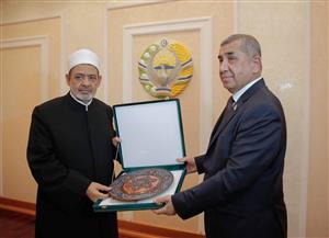 رئيس مجلس الشيوخ الأوزبكستاني: نفخر ونعتز بتدريس الأزهر لتراث أجدادنا وعلاقتنا بمصر تاريخية | صور
