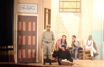 عرض مسرحية عبور وانتصار على مسرح نقابة الصحفيين | صور