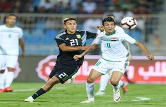 الأرجنتين تسحق العراق برباعية في افتتاحية بطولة كلاسيكو سوبر الدولية