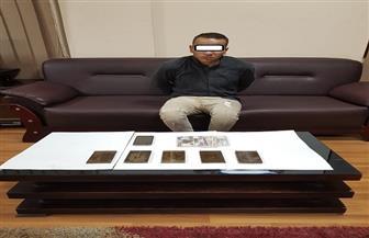 القبض على عاطل وبحوزته 500 جرام مخدرات بروض الفرج