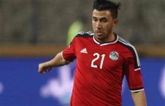 تريزيجيه يعادل النتيجة للمنتخب المصري أمام نظيره التونسي