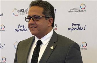 وزير الآثار: القيادة السياسية مهتمة بافتتاح المتحف المصرى الكبير فى 2020
