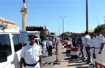 ضبط 55 مخالفة في حملة مكبرة لشرطة المرافق برأس غارب | صور