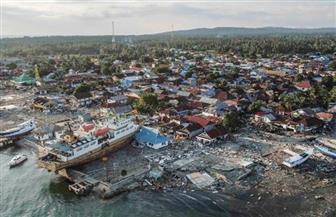 مصرع 21 وتدمر مئات المنازل بإندونيسيا جراء السيول