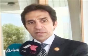 السفير بسام راضي: مركز قيادة الدولة الاستراتيجي يساعد على تبادل المعلومات بين مؤسسات الدولة | فيديو