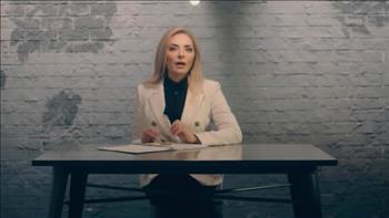 """زينة يازجي تطلق برنامج """"الخديعة"""" على قناة أبو ظبي لمواجهة انحرافات الإخوان"""