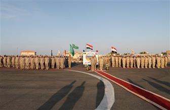 """""""تبوك4"""".. قوات مصر والسعودية تظهران استعدادا قتاليا عاليا لمجابهة أية مخاطر قد تواجه المنطقة"""