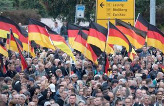 مظاهرات حاشدة في ألمانيا احتجاجا على عنصرية اليمين المتطرف