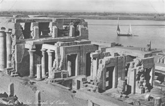 قاوم الزلازل والرمال.. تعرف على أهم المكتشفات الأثرية بمعبد كومبو على مر العصور| صور