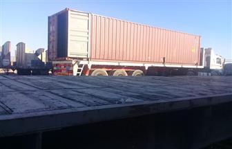 السكة الحديد: بدء تسيير رحلات نقل البضائع من ميناء الدخيلة إلى السد العالي