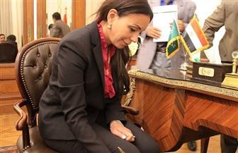 شاهيناز شحاتة تنضم للجنة التعليم بحزب الوفد