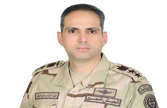 """فى أول حديث تليفزيوني.. المتحدث العسكري ضيف برنامج """"مصر النهاردة"""" على شاشة الأولى بعد قليل"""