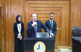 اختتام فعاليات المؤتمر العلمي الخامس بكلية الصيدلة بجامعة كفرالشيخ